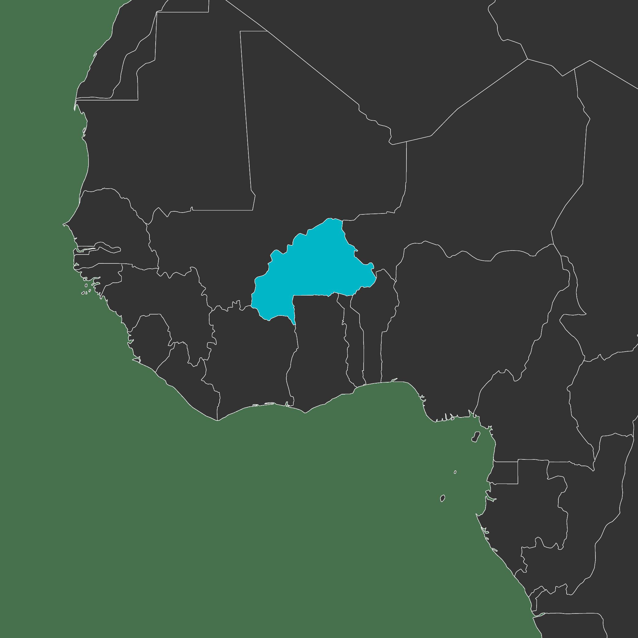 BURKINA FASO: Hospital, construction management by jocelyn kenmotsu, sponsored by som