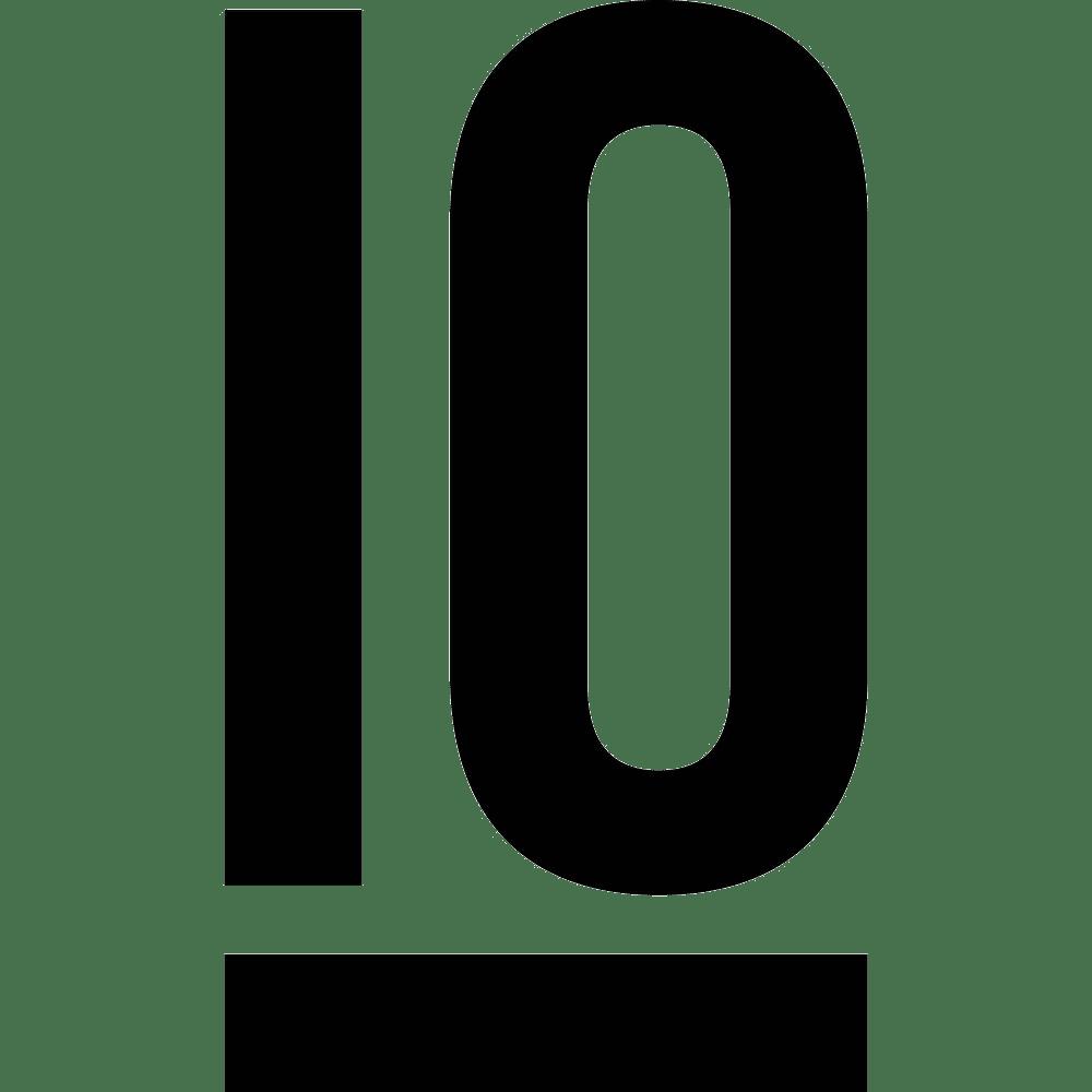 Ten Over