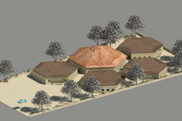 UGANDA: disabled orphan school designed by Dipinti Kapoor