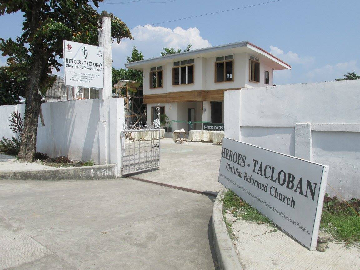 Philippines: Vocational Center and Church, complete and operating