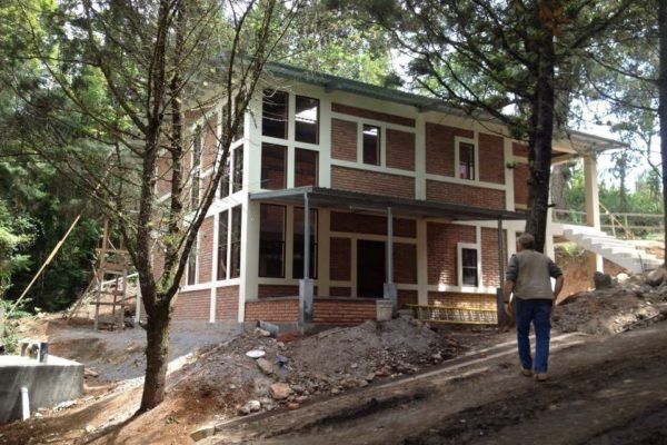 Nicaragua: Young Life Dorms, phase 1 complete, phase 2 in construction