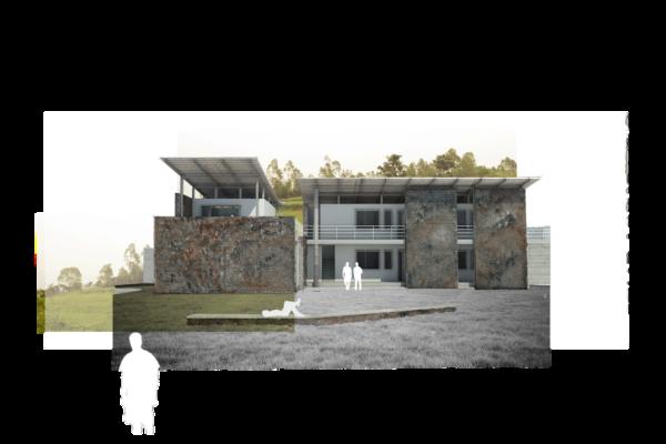 UGANDA: vocational center, designed by Courtney Wedel and Jason Angerer