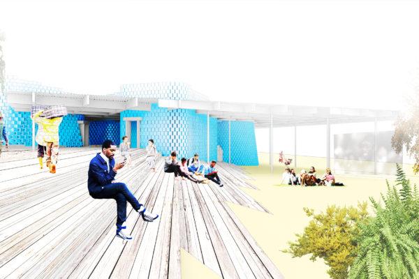 RWANDA: dairy education center, designed by Tola Thomas