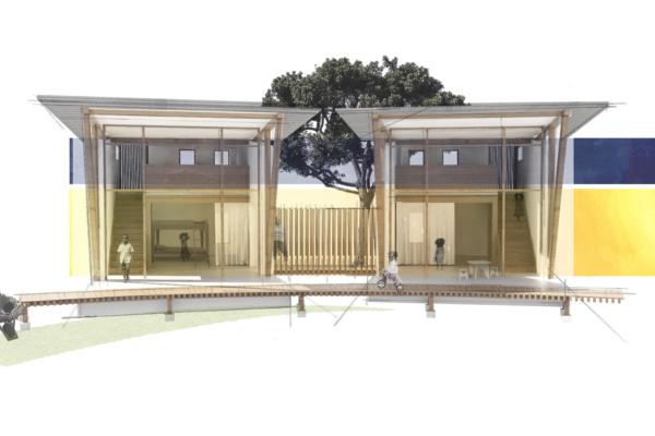 GHANA:  Orphanage, designed by Brynn Cummings