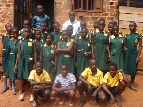 UGANDA: Orphanage