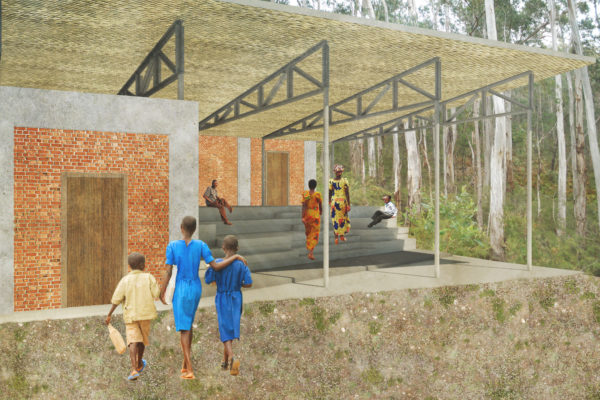 RWANDA: Karambo River Masterplan by Shea Menzel, Stella Bates, Sophia Abshire, and Nick Somera