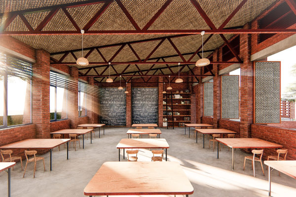 RWANDA: Hope School by Philip Skein