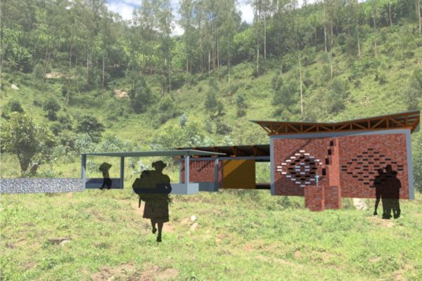 RWANDA: Community and Ag Training Center by Mackenzie Dias, Jenna Williams, Julia DeHart, and Jake Stom