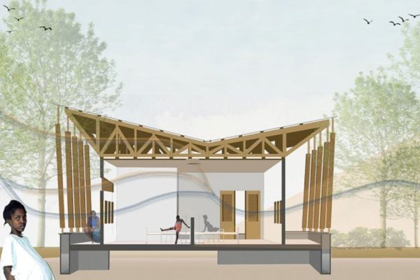 HAITI: Public Health and Educational Center by Nikhita Bhagwat