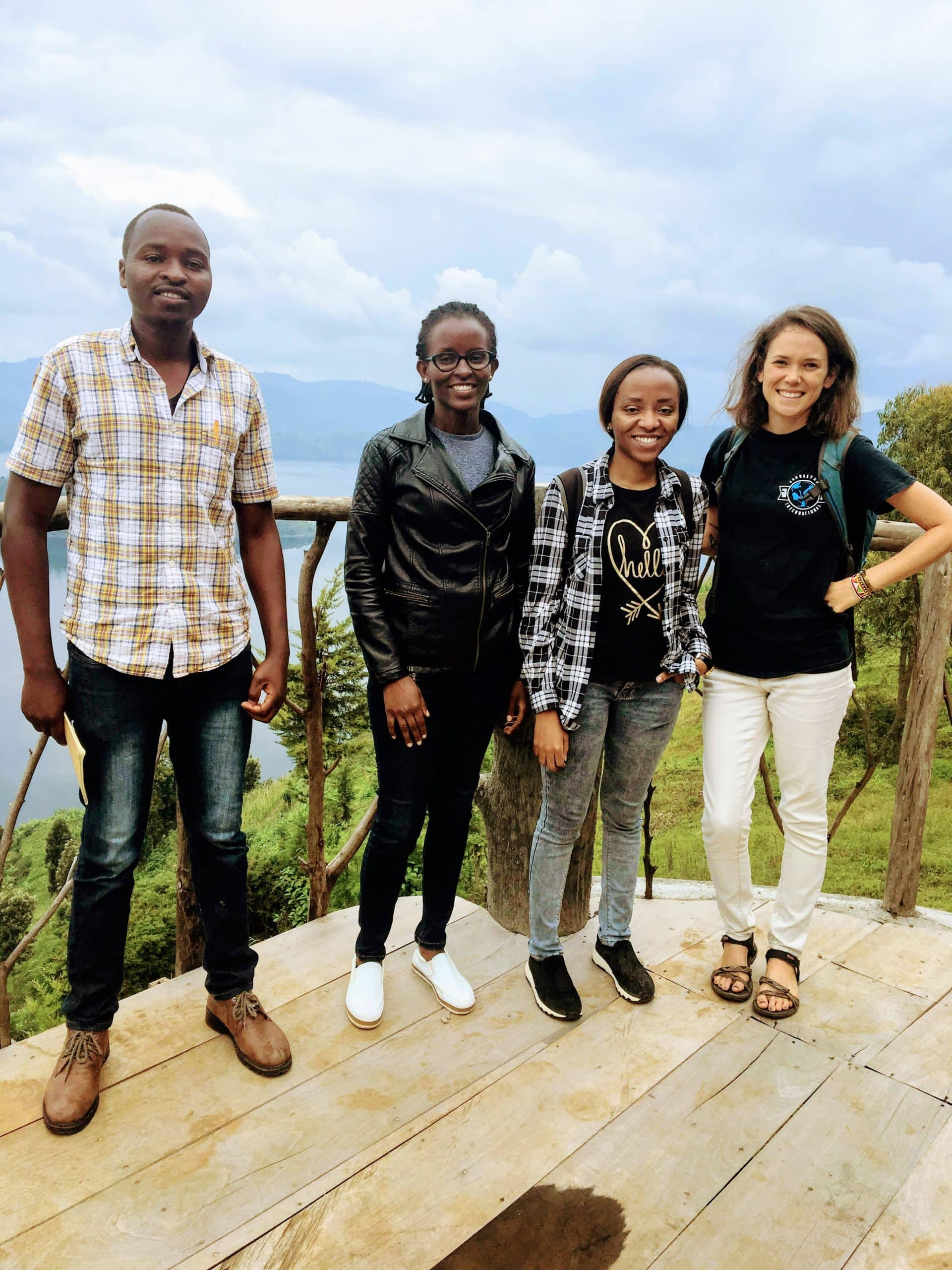 RWANDA: Sustainable Eco-Lodge