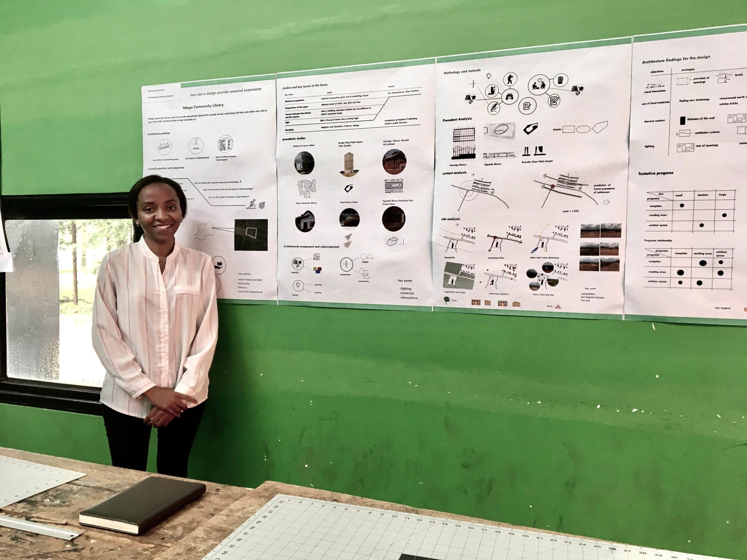 RWANDA: Library